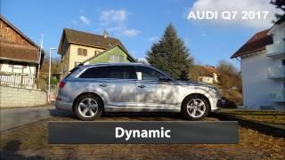 Download AUDI Q7 / Luftfederung / Air suspension Video