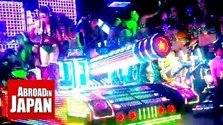 Download Robot Restaurant, Shinjuku, Tokyo Video