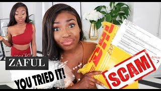 Download I SPENT $365 ON ZAFUL -IS IT ACTUALLY A SCAM? MY FULL HONEST REVIEW WITH EVIDENCE! Video