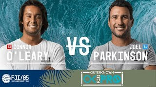 Download Connor O'Leary vs. Joel Parkinson - Semifinals, Heat 2 - Outerknown Fiji Pro 2017 Video