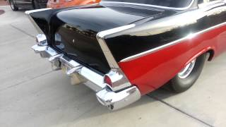 Download Carls badass 57 Chevy Video
