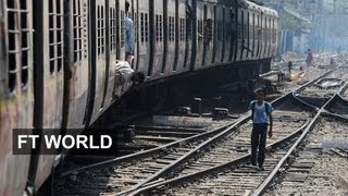 Download India's new railways - beacons of success? | FT World Video