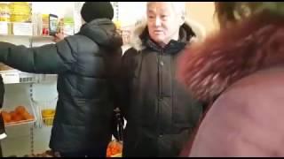 Download Бердібек Сапарбаев коммуналдық дүкен қызметкерлерін састырды Video