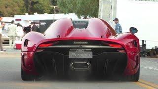 Download Christian Von Koenigsegg Driving His Regera!!! Video