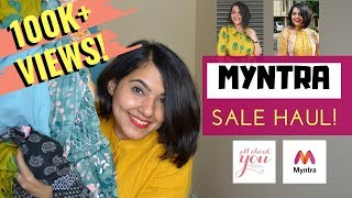 Download Myntra Shopping Haul | 10 Outfits! | All About You By Deepika Padukone | HUGE HAUL!!! Video