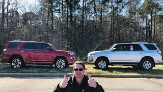 Download Comparing 2019 4Runner SR5 vs 4Runner Limited: How to pick one! Video