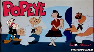 Download POPEYE THE SAILOR MAN: Nearlyweds (1956) (Remastered) (HD 1080p) Video