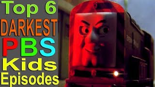Download Top 6 Darkest PBS Kids Show Episodes Video