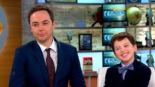 Download Jim Parsons and Iain Armitage talk CBS' ″Young Sheldon″ Video