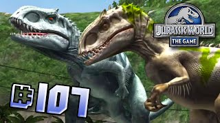 Download Indominus Rex Siblings Brawlasaurs!! || Jurassic World - The Game - Ep 107 HD Video