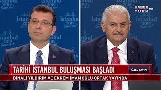 Download Tarihi İstanbul Buluşması - 16 Haziran 2019 (Binali Yıldırım, Ekrem İmamoğlu) Video