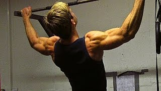 Download Back Workout Routine - Calisthenics & Weighted Pull Ups Training Video