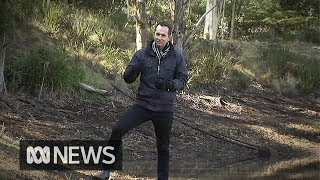 Download Severe drought dries up springs in Great Dividing Range Video