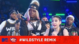 Download Justina Valentine & Teresa Topnotch vs. Julia Young & Kandi 🙌🔥| Wild 'N Out | #WildstyleREMIX Video