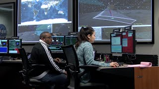 Download NASA | Goddard: All in a Day's Work Video