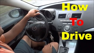 Download How To Drive An Automatic Car-FULL Tutorial For Beginners Video
