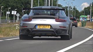 Download Porsche 991 GT2 RS - Lovely Exhaust Sounds! Video