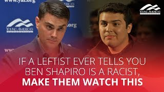 Download If a leftist ever tells you Ben Shapiro is a racist, make them watch THIS Video