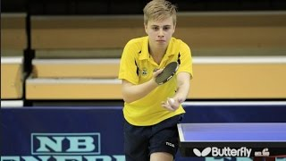 Download Vladimir Sidorenko vs Truls Moregard (2016 Europe Youth Top-10) Final Video