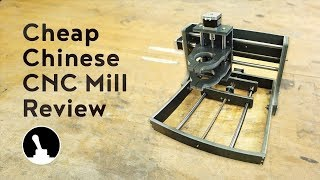 Download Review: Cheap CNC Mill Video