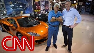 Download Tour Jay Leno's car collection Video