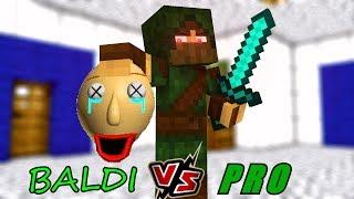 Download Monster School : BALDI'S BASICS CHALLENGE - Minecraft Animation Video