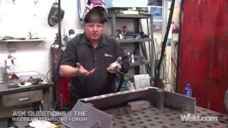 Download Jay Leno's Garage: 1914 Detroit Electric Restoration - Aluminum Welding | TIG Time Video