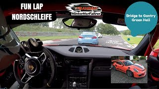 Download fun Lap on the Nordschleife with the Devotec BMW M 4 and Mirko in his Megan RS Video