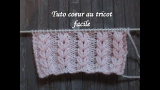 Tuto Point Papillon Au Tricot Butterfly Stitch Knitting