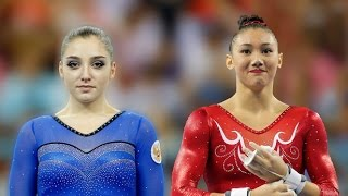 Download #The201720Winner ● Aliya Mustafina vs. Kyla Ross (2014 AA Worlds) Video