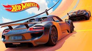 Download Forza Horizon 3 Porsche 918 Spyder Hot Wheels Goliath Video