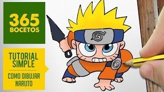 Download COMO DIBUJAR NARUTO KAWAII PASO A PASO - Dibujos kawaii faciles - How to draw a Naruto Video