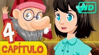Download BLANCA NIEVES, CAPITULO 4 - cuentos infantiles - Toy Cantando Video