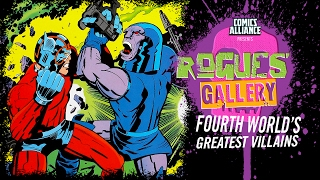 Download 10 Greatest Fourth World Villains - Rogues' Gallery Video