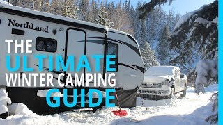 Download WINTER RV CAMPING: THE ULTIMATE (HOW TO) GUIDE Video