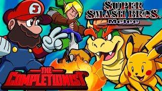 Download Super Smash Bros Melee | The Completionist Video