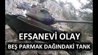 Download Kıbrıs Barış Harekatında Beş Parmak Dağlarında Kalan TANK (#TarihBelgeseli) Video