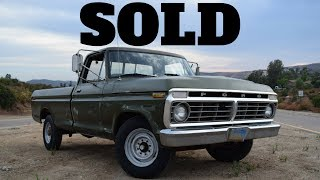 Download I SOLD My '75 F-250.. Video