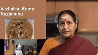 Download Vazhaikai Kootu Kuzhambu Video