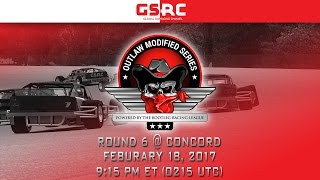 Download Bootleg Racing League's Outlaw Modified Series - 2017 S1 - Round 6 - Concord Video