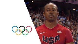 Download Aries Merritt (USA) Wins 110m Hurdles Gold - London 2012 Olympics Video