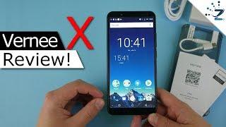 Download Vernee X Review - Better than Ulefone Power 3? $200, Bezelless, 6200mAh! 9% Off inside! Video