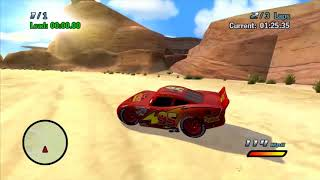 Download Crash Mcqueen VS Cars Road to the Piston Cup - Cars 1 the Movie Game 360 w Cheats [10] - Sneak JR Video