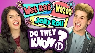Download DO TEENS KNOW 50's SLANG? (REACT: Do They Know It?) Video