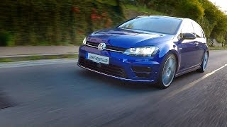 Download Erstkontakt: Volkswagen Golf 7 R 3.6 L Bi-Turbo (740 PS) by HGP-Turbo/ Martin Gräf klärt auf! Video