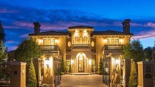 Download Italian Villa Inspired Home in Cherry Hills Village, Colorado Video