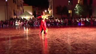 Download ″Milonga Brava″ con Gustavo Rosas y Gisela Natoli al I° Elba International Tango Festival. Video