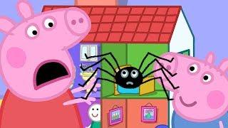 Download Peppa Pig in Hindi - Mister Skinnylegs - Makdi - हिंदी Kahaniya - Hindi Cartoons for Kids Video