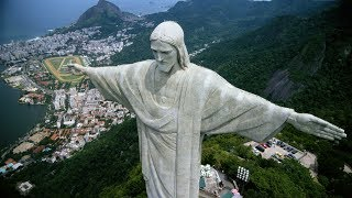 Download New Seven Wonders of The World: Christ the Redeemer | 360 Video Video