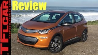Download 2017 Chevy Bolt Review: The First Affordable Long-Range EV Sold in all 50 States Video